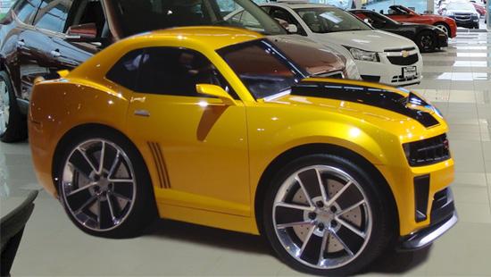 Mini Sports Cars The Smorvette Utah Corvette